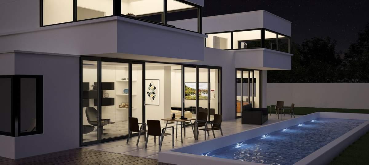 - Hebe-Schiebe Türen als Terrassentüren