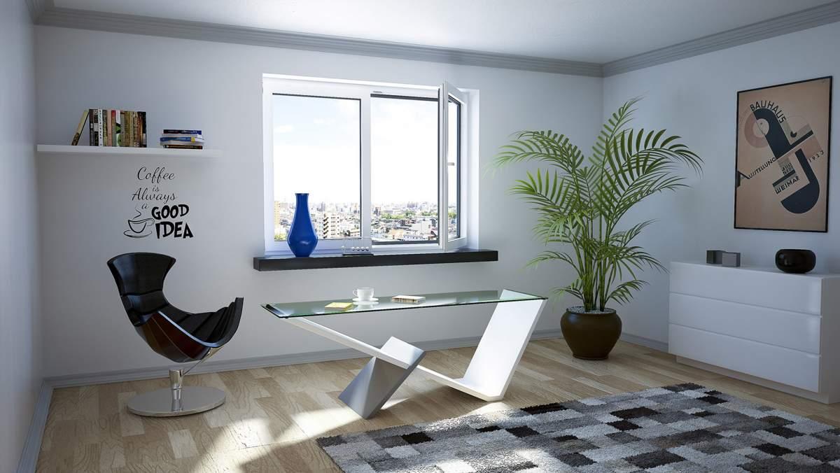 Drutex Fenster und Profile aus Holz-Aluminium