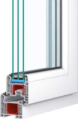 Drutex Iglo 5 Fenster