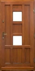 Haustüren Modelle aus Holz -
