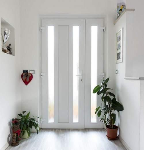 Haustüren Kunststoff - Kunststoff Haustüren (PVC) - leicht und robust