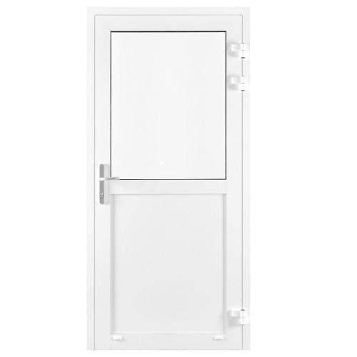 Nebeneingangstüren Aluminium - Nebeneingangstüren aus Aluminium