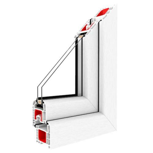 Kunststofffenster IGLO 5 -