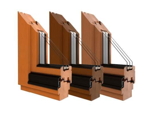 Balkontüren Holz -