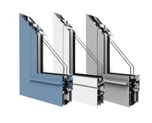 Balkontüren Aluminium -