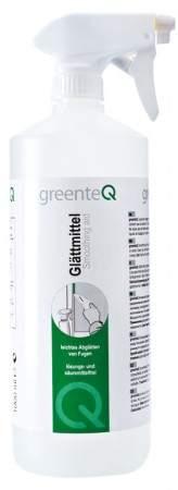 greenteQ - Silikon Glättmittel Sprühflasche - 1000ml