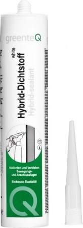 greenteQ - Hybrid-Dichtstoff - 290 ml