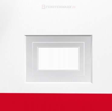 Kellerfenster Weiß ? Bild 5