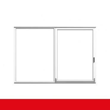 Parallel Schiebe Kipp Tür Schiebetür PSK Kunststoff Weiß ? Bild 1