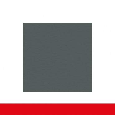 2-flüglige Balkontür Kunststoff Stulp Basaltgrau Glatt ? Bild 4