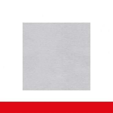 3-flügliges Kunststofffenster DKL/Fest/DKR Aluminium Gebürstet ? Bild 3