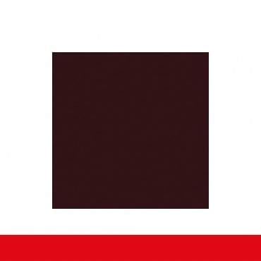 3-flügliges Kunststofffenster DK/D/DK Braun Maron ? Bild 4
