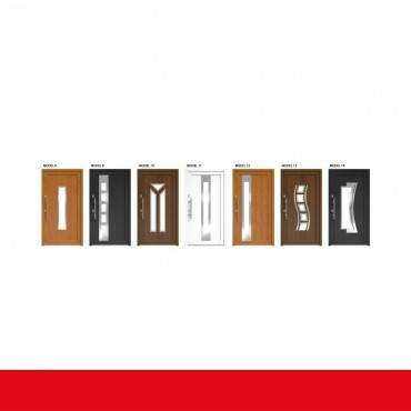 Kunststoff Haustür IGLO 5 Modell 5 Braun Maron ? Bild 3