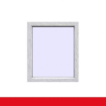 Festverglasung Fenster Aluminium Gebürstet beidseitig  1 flg. Fest im Rahmen ? Bild 1