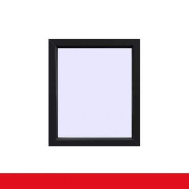 Festverglasung Fenster Anthrazitgrau beidseitig  1 flg. Fest im Rahmen ? Bild 1