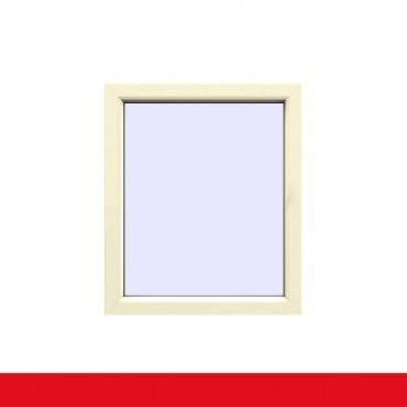 Festverglasung Fenster Cremeweiß beidseitig  1 flg. Fest im Rahmen ? Bild 1