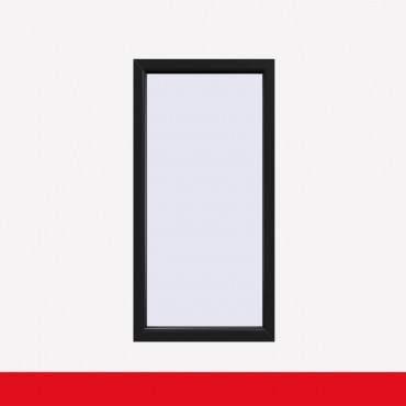 Balkonfenster Anthrazitgrau (beidseitig) Festverglasung Fenster Fest im Rahmen ? Bild 1