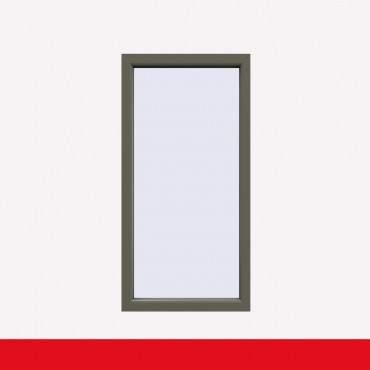 Balkonfenster Basaltgrau Glatt (beidseitig) Festverglasung Fenster Fest im Rahmen ? Bild 1