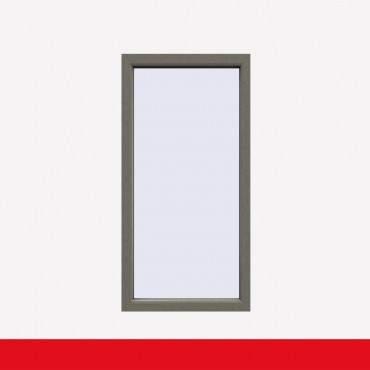 Balkonfenster Betongrau (beidseitig) Festverglasung Fenster Fest im Rahmen ? Bild 1