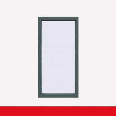 Balkonfenster Basaltgrau (beidseitig) Festverglasung Fenster Fest im Rahmen ? Bild 1
