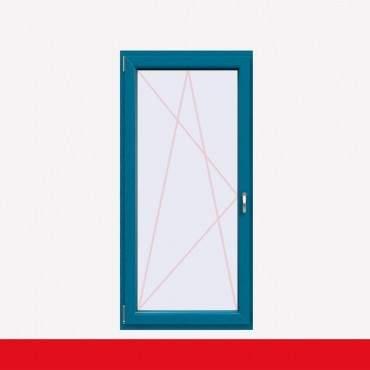 1 flügelige Balkontür Kunststoff Brillantblau (beidseitig) Dreh-Kipp ? Bild 1