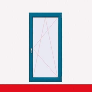 1 flügelige Balkontür Kunststoff Brillantblau (beidseitig) Dreh-Kipp ? Bild 2
