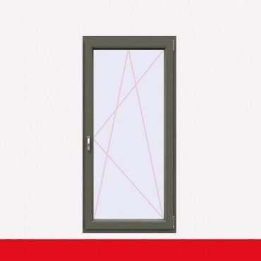 1 flügelige Balkontür Kunststoff Basaltgrau Glatt (beidseitig) Dreh-Kipp ? Bild 2