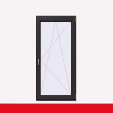 1 flügelige Balkontür Kunststoff Crown Platin (beidseitig) Dreh-Kipp ? Bild 2