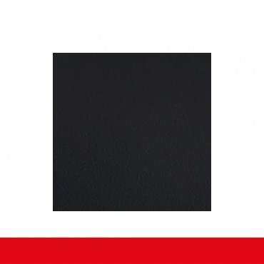 2-flüglige Balkontür Kunststoff Stulp Anthrazit Glatt beidseitig ? Bild 5