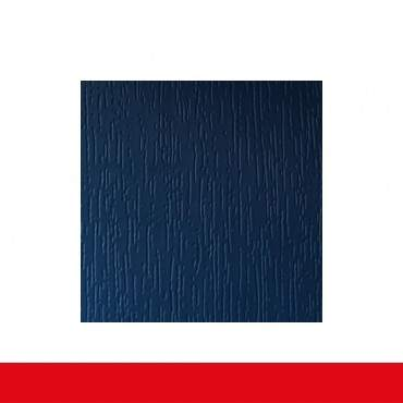2-flüglige Balkontür Kunststoff Stulp Brillantblau beidseitig ? Bild 5