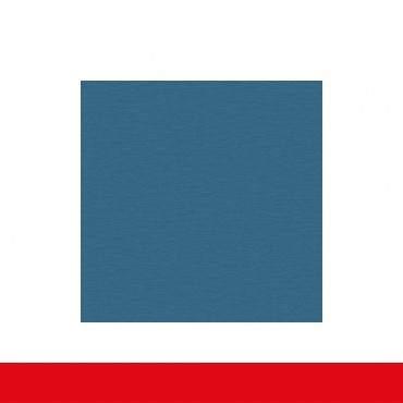 2-flüglige Balkontür Kunststoff Stulp Brillantblau beidseitig ? Bild 4