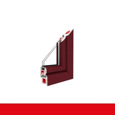 2-flüglige Balkontür Kunststoff Pfosten Cardinal Platin beidseitig ? Bild 2