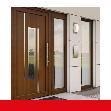 Haustür Weiß DRUTEX IGLO 5 Modell 1 - 1 flüglige Kunststoff Hauseingangstür ? Bild 5