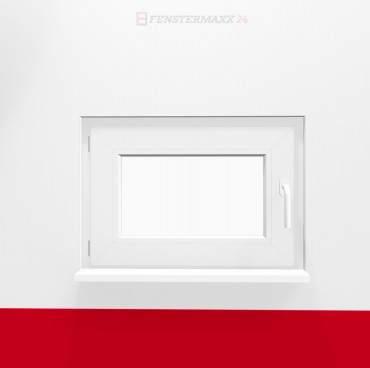 Kellerfenster Kunststoff Fenster Dreh Kipp Zwischen Größen + QUALITÄT ? Bild 2