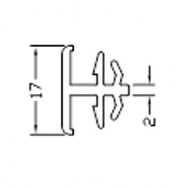 H-Kopplung 50110 für Drutex IGLO 5, IGLO 5 Classic, IGLO Light, IGLO Energy ? Bild 1