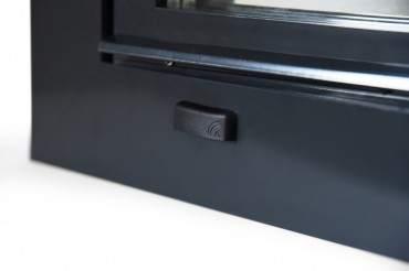 Aluminiumfenster Drutex ALU MB-70HI Fenster RAL8019 Braun ? Bild 5
