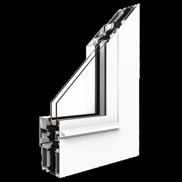 Aluminiumfenster Drutex ALU MB-70HI Fenster RAL7016 Anthrazitgrau ? Bild 3