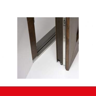 Restposten Haustür Mahagoni beidseitig mit Glas und PVC Füllung 2 fach Verglasung ? Bild 4