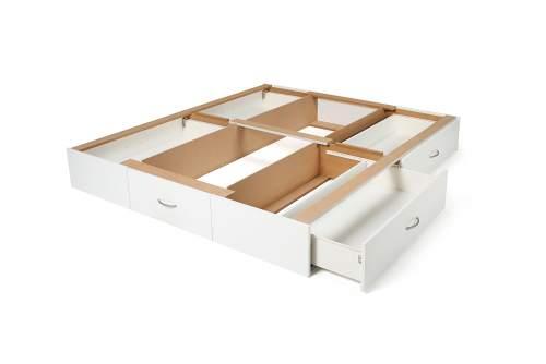 Wasserbett Schubladensockel einzeln
