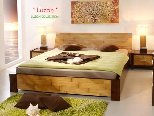 Classic Wasserbett inkl. Bambusbett Luzon