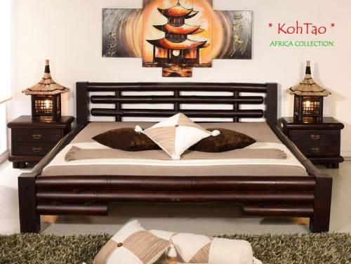 Bambus-Möbel Schlafzimmer Kollektion Africa