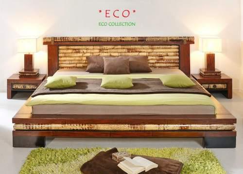 Bambus-Möbel Schlafzimmer Kollektion Eco