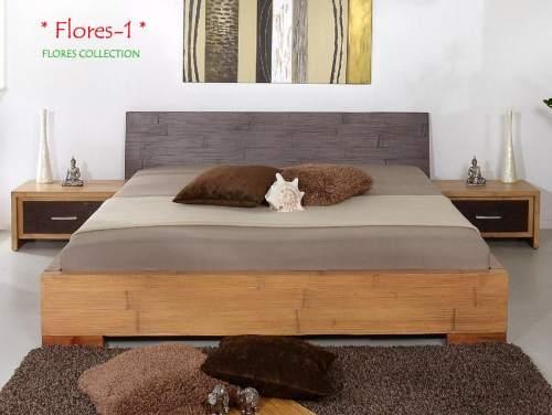 Bambus-Möbel Schlafzimmer Kollektion Flores