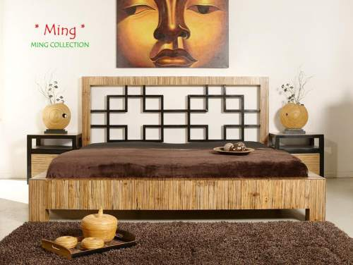 Bambus-Möbel Schlafzimmer Kollektion Ming