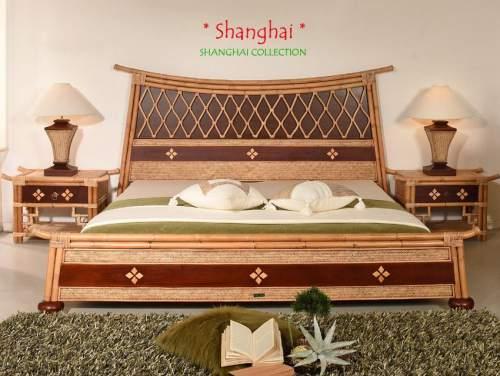 Bambus-Möbel Schlafzimmer Kollektion Shanghai