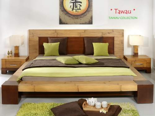Bambus-Möbel Schlafzimmer Kollektion Tawau