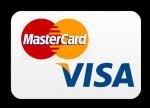 Kreditkarte (Visa/Mastercard/AMEX/...)